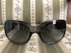 Versace Oval Sunglasses multicolored