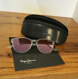 Pepe Jeans Oval Sunglasses white-light pink