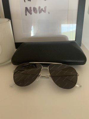 Balenciaga Pilotenbril zwart