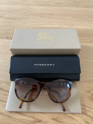 Burberry Round Sunglasses beige-brown