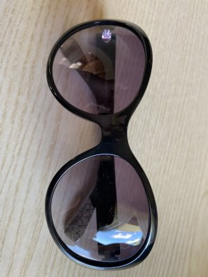 Calvin Klein Round Sunglasses black