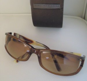 Carolina Herrera Oval Sunglasses multicolored