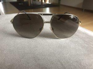 Carrera Pilotenbril goud-bruin
