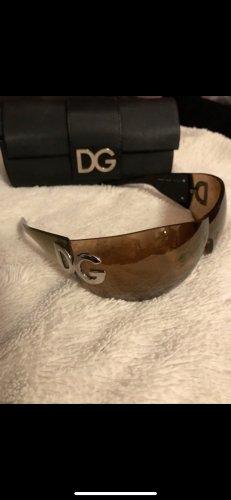 Dolce & Gabbana Pilotenbril goud-zandig bruin