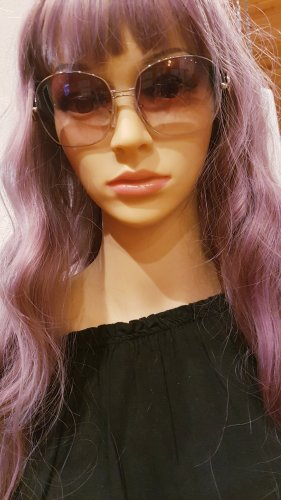 Sonnenbrille von Emilio Pucci rose