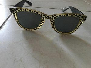 Esprit Gafas de sol redondas blanco-negro