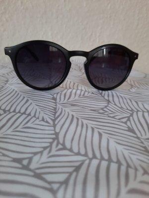 Filtral Okrągłe okulary przeciwsłoneczne czarny