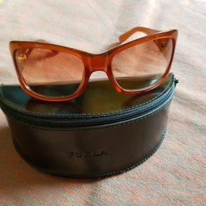 Furla Angular Shaped Sunglasses multicolored