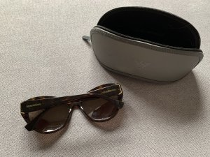 Giorgio  Armani Retro Glasses multicolored
