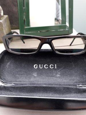 Gucci Occhiale squadrato nero