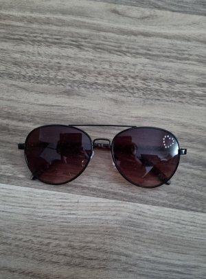 H&M Oval Sunglasses multicolored
