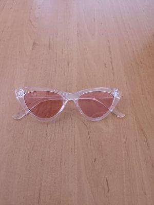 H&M Gafas de sol ovaladas rosa
