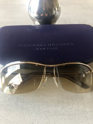 Carolina Herrera Glasses bronze-colored
