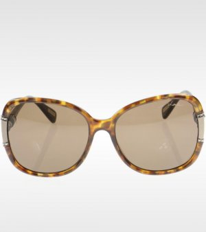 Lanvin Oval Sunglasses multicolored synthetic material