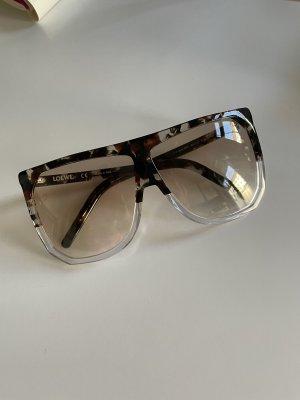 Loewe Kwadratowe okulary przeciwsłoneczne Wielokolorowy