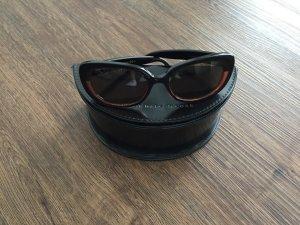 Marc Jacobs Gafas de sol ovaladas negro-marrón Material sintético