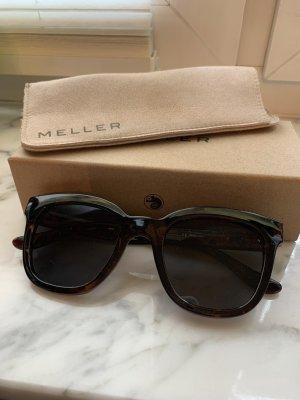 Meller Vierkante bril bruin-lichtbruin