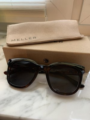 Meller Square Glasses brown-light brown