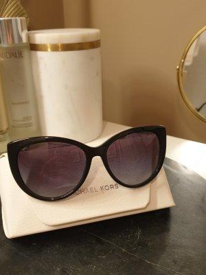 Michael Kors Gafas de sol ovaladas negro-color plata