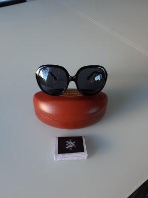Missoni Lunettes de soleil rondes noir