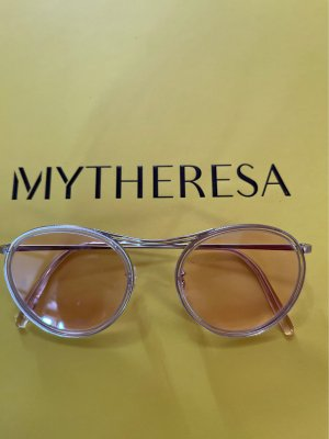 Oliver Peoples Glasses pink-gold-colored