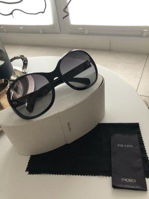 Sonnenbrille von Prada  , schwarz  , neu