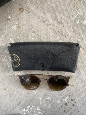 Rayban Pilotenbril donkerbruin