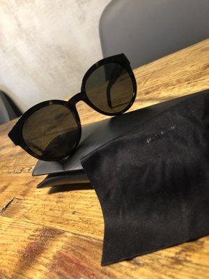 Saint Laurent Gafas de sol redondas negro
