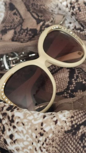 Sonia Rykiel Retro Glasses oatmeal