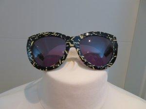 Zara Gafas negro-camel