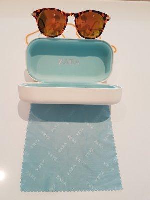 Sonnenbrille von Zara mit Original Brillenetui und Original Tuch