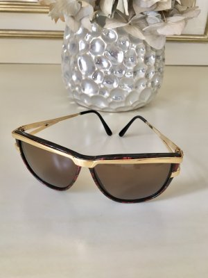 C. Valentino Glasses multicolored