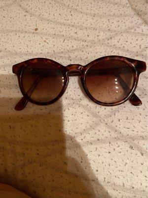 Glasses light brown-brown