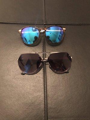 H&M Occhiale da pilota multicolore