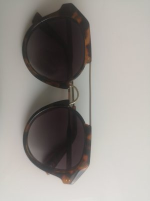 H&M Angular Shaped Sunglasses multicolored