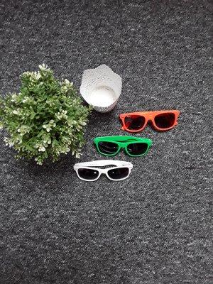 Gafas de sol cuadradas multicolor