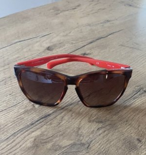 Calvin Klein Jeans Retro Glasses brown-red