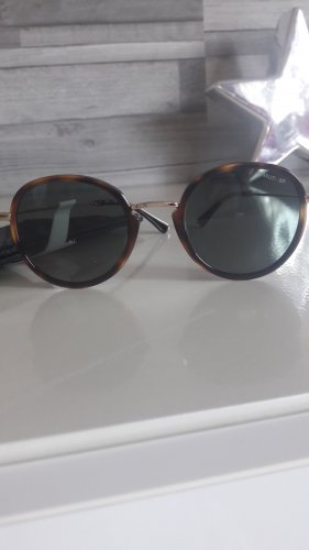 cerruti 1881 Oval Sunglasses multicolored