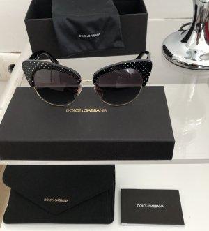 Dolce & Gabbana Occhiale nero-bianco