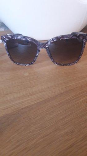 Escada Angular Shaped Sunglasses bronze-colored