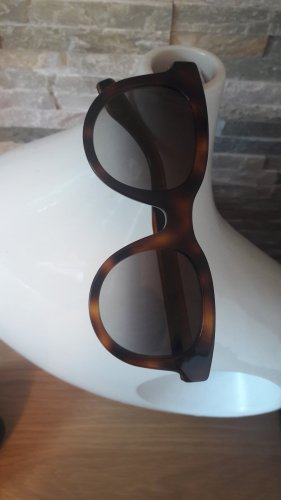 Marc Jacobs Angular Shaped Sunglasses bronze-colored