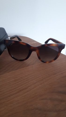 Marc Jacobs Oval Sunglasses bronze-colored