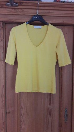 sonnengelbes 1/2 Arm Shirt