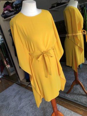 Maison Martin Margiela Midi Dress yellow