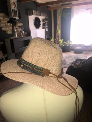 Deichmann Cowboyhoed beige-camel