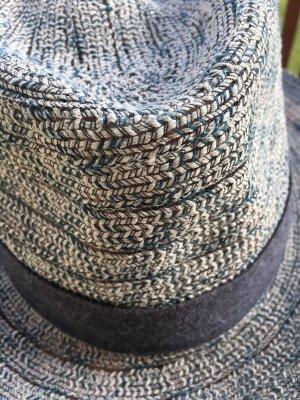 Forvert Chapeau de soleil bleu pâle-bleuet