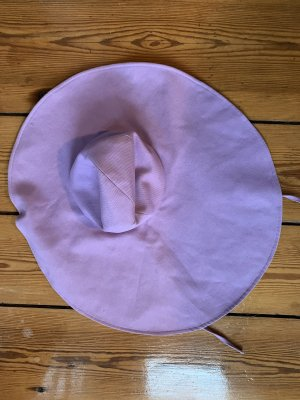 Rejina Pyo Sun Hat purple cotton