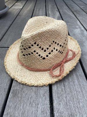 Sun Hat oatmeal-orange