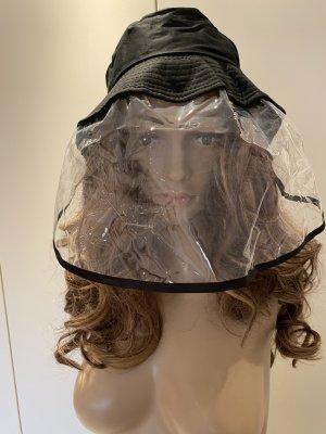 Cappello parasole nero