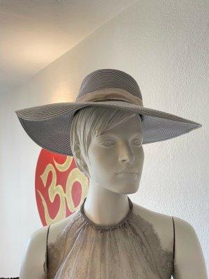Cappello parasole argento-grigio chiaro
